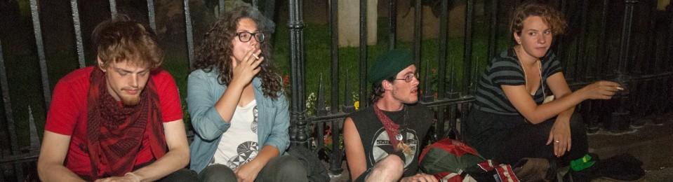Occupy Trinity Wall Street Church