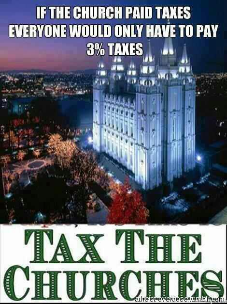 tax-churches